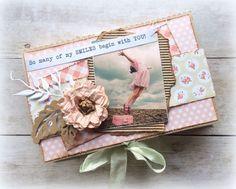 Hallo dames, In het laatste Noor! Design magazine had ik hem ook al gemaakt. Een leuk cadeau-envelopje waarin je zakjes thee en Merci c...