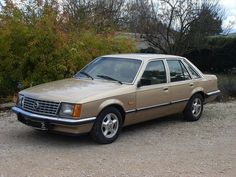 Opel Senator 1979