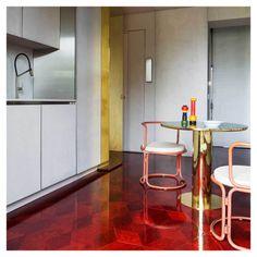 rodolphe parente — concrete flat, paris 2014