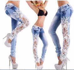 Latina milf jeans shorty in walmart