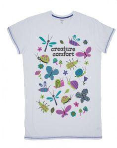 Hatley Creature Comfort One Size Sleepshirt
