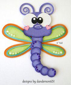 Halloween Paper Piecing Premade 4 Border Scrapbook Album Danderson 651 for sale online Felt Crafts, Diy And Crafts, Crafts For Kids, Paper Crafts, Circle Crafts, Felt Patterns, Punch Art, Learn To Crochet, Valentines Diy
