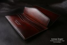 velká pásnká peněženka prkenice z kůže Long Wallet, Leather Craft, Leather Crafts