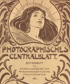 Photographisches Centralblatt: 1895-1903, Photographic showcase for the Munich Secession