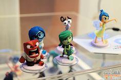 Disney Infinity 3.0 Pixar Inside Out Figures  Disney Infinity 3.0 RELEASE DATE ANNOUNCED plus Pre-Order Bonuses #DisneyInfinity3.0