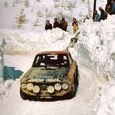 1971 Sanremo: Amilcare Ballestrieri, Lancia Fulvia 1.6 HF, 2nd