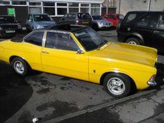 Cortina mk3 2 door