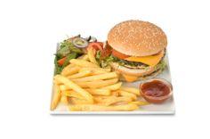 Wereld Burger Menu @ Julian's Eethuis Cuijk