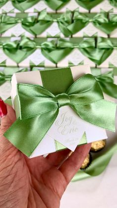 Wedding Candy Table, Candy Wedding Favors, Wedding Gifts For Guests, Wedding Favor Boxes, Personalized Wedding Favors, Destination Wedding Welcome Bag, Wedding Welcome Bags, Olive Green Weddings, Wedding Doors
