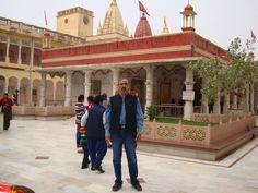 Ravi Somani at rani sati temple
