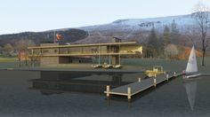 Ullswater Yacht Club, Cumbria, UK   Strom Architects