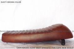 Cafe Racer Corcunda Assento Para Suzuki Honda Yamaha Sr Gs Cg Gn Universal pós-venda