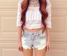 Pretty Little Fashion ♡ | via Tumblr