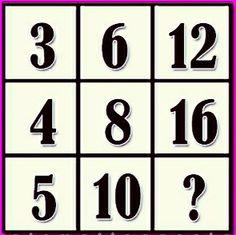 Can you solve the brain teaser math puzzle? Maths Puzzles, Brain Teasers, Mind Games, Math Puzzles Brain Teasers, Brain Games