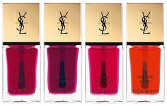 YSL Spring 2015 Ads  | YSL Pop Water Collection for Spring/Summer 2015