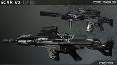 Crysis images of weapons - Google Search