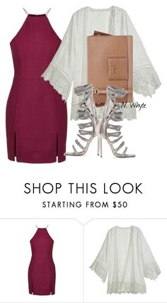 """Untitled #300"" by vannessa-cmlv on Polyvore featuring Topshop, Calypso St. Barth, Furla and Monika Chiang"