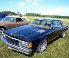 Caprice Classic Coupe 1980