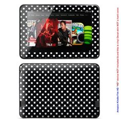 The skin gives your device a new look. Decalrus MATTE Protective Decal Skin skins Sticker for Amazon Kindle Fire HD