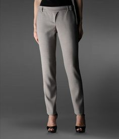 Emporio Armani Dress Pants for Women Emporio Armani, Dress Pants, Campaign, Pants For Women, Collections, Woman, Luxury, Best Deals, Stuff To Buy