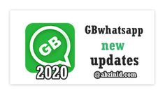 GBwhatsapp pro 8.45 latest version updated 2020 | Abzinid Android and Tutorials Update Whatsapp, New Emojis, Open App, Blogger Templates, News Update, Losing You, Just Go, Mobile App, Recipes