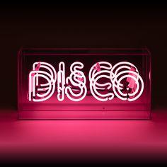 Locomocean DISCO Neon Sign