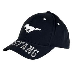 Muscle Car Apparel - Ford Mustang Hat - Letters, $16.95 (http://www.musclecarapparel.com/ford-mustang-hat-letters.html)