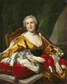 Luisa Isabel de Borbón, Duquesa de Parma