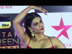 Kriti Sanon SIZZLING At Star Screen Awards 2016. Indian Armpit, Shraddha Kapoor, Beautiful Indian Actress, Bollywood Actress, Indian Actresses, Youtube, Image, Awards, Bangles