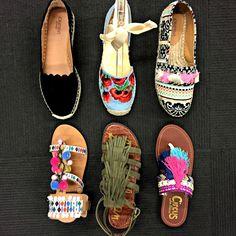 Six pairs of must-ha