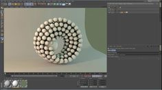 Shows how ot setup and use multiple object for realtime AO maps , using the Polygon transfer tag and the Topology map tag and how to render with these maps, usings the Tools4D Advanced Vertex map shader.