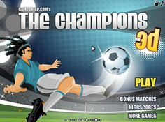The Champios 3d – World Cup