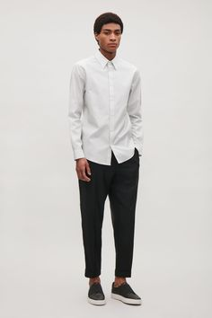 COS | Structured cotton shirt