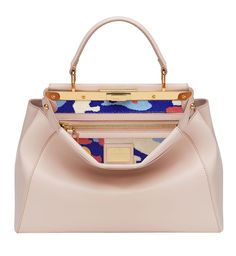Playing Peekaboo - Kate Adie Fendi Bag