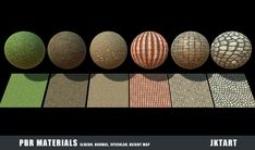 Elevate your workflow with the PBR MATERIALS asset from JKTimmons. Find this & more Textures & Materials on the Unity Asset Store. Presentation Design Template, Albedo, Unity, Texture, Surface Finish, Pattern
