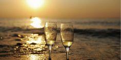 Como fazer um casamento na praia - Cardápio