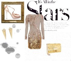 """""""Trendy cookie: shining star"""" by andreayhitomi on Polyvore"""