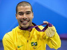 Daniel Dias - medalha de ouro - natação - Foto: Buda Mendes / CPB/Divulgação