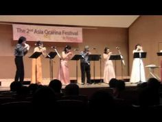 L'amour est un oiseau rebelle - Georges Bizet - Ocarina