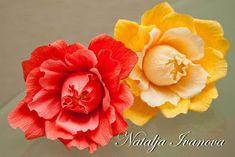 Meu Mundo Craft: Flores para presentear IV