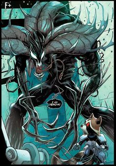 Didn't you know Groot is Venom!