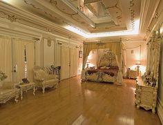 Luxury Bedrooms | home, interior, decor, idea, bedroom, lavish, luxurious, beautiful ...