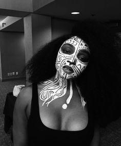 How Nigerian Visual Artist Laolu Senbanjo Brought His Sacred Art Of The Ori To Beyoncé's 'Lemonade'