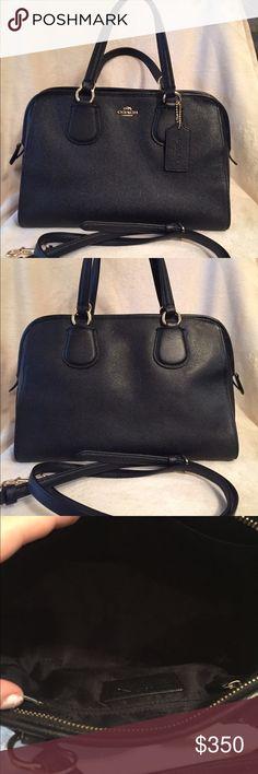🔥COACH🔥Purse 🔥PRISTINE CONDITION Coach satchel with removable shoulder strap.🔥 Coach Bags Satchels