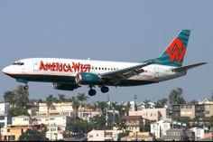 america west 737