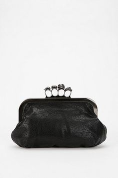 remi & reid Damian Crossbody Pouch...Alexander McQueen knock-off for a fraction of the price. :) $105