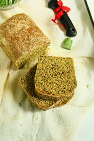 Angie's Recipes . Taste Of Home: Spelt Spinach Bread