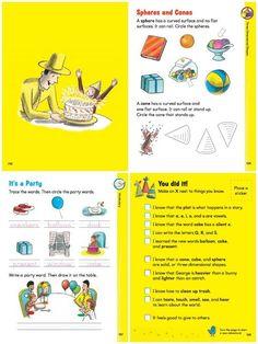 Free printable Curious George mini-workbooks for kindergarten readiness
