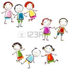 18723281-grupo-de-ninos-felices-jugando.jpg (450×450)