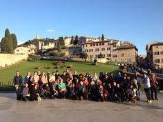Una bella giornata ad Assisi :) novembre 2016 Dante Alighieri, Bella, Dolores Park, Travel, Culture, Italia, November, Viajes, Destinations